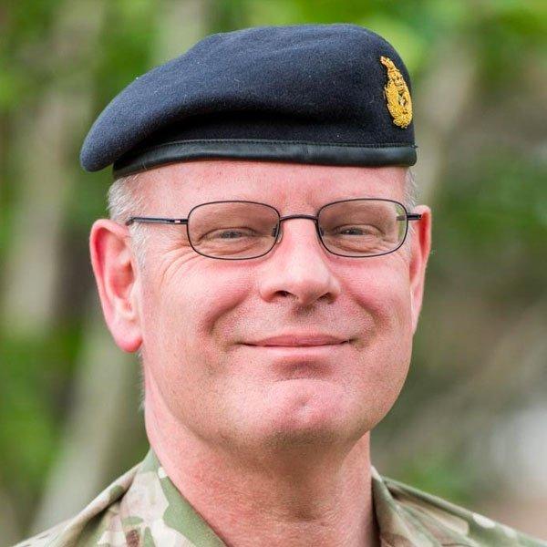 Lieutenant General Martin Bricknell